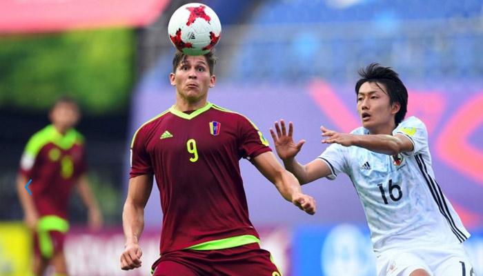 Peña siempre aportando /Foto FIFA