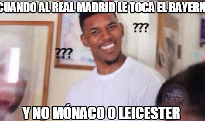 Real Madrid-Bayern