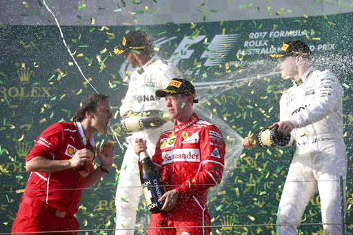Celebración /Foto AP