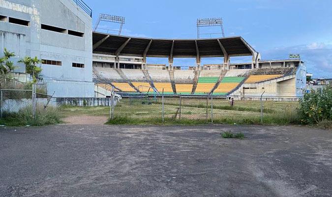 Es el estadio más grande de Venezuela