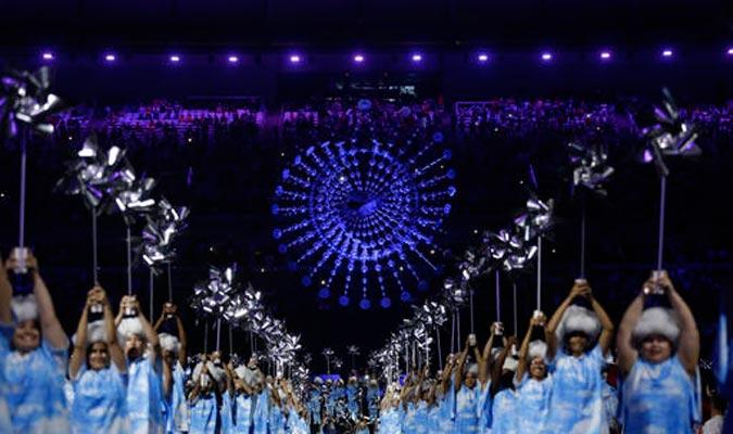 Brasil no decepcionó al ser sede del evento olímpico / Foto AP