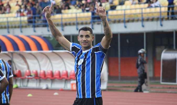 Richard Blanco tiene tres goles / Foto: Cortesía