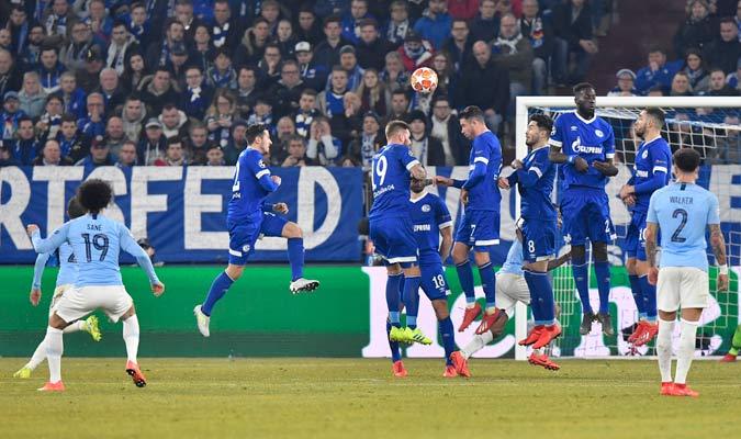 El alemán marcó un verdadero golazo/ Foto AP