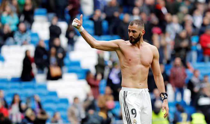 Agradeció a los fanáticos que lo aplaudieron || Foto: EFE