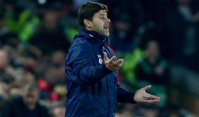 Pochettino no pudo descifrar al Liverpool/ Foto AP