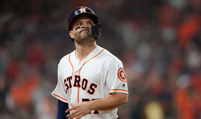 Altuve es el ídolo de los Astros/ Foto AP