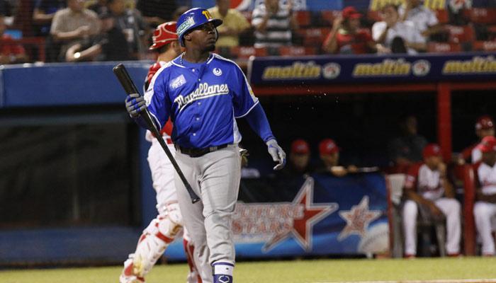 Adonis García ya juega con Magallanes /Foto AVS