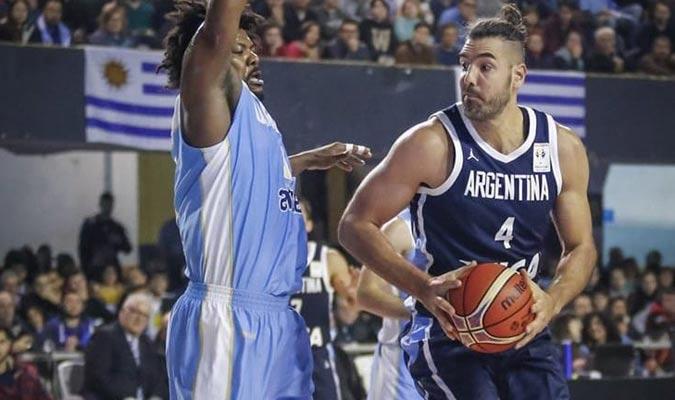 Luis Scola de Argentina / Foto: Cortesía