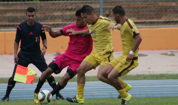El equipo zuliano manejó sin problemas el partido | Foto AVS