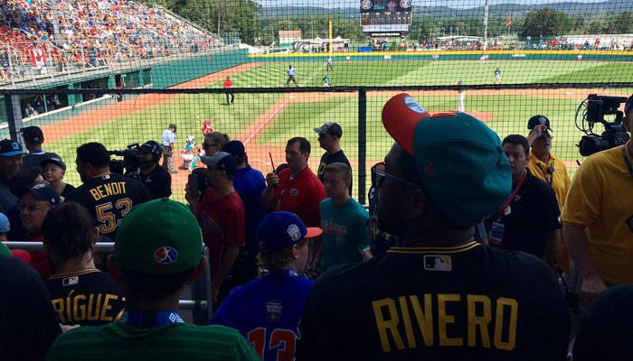 Felipe Rivero no se perdió el encuentro de Venezuela