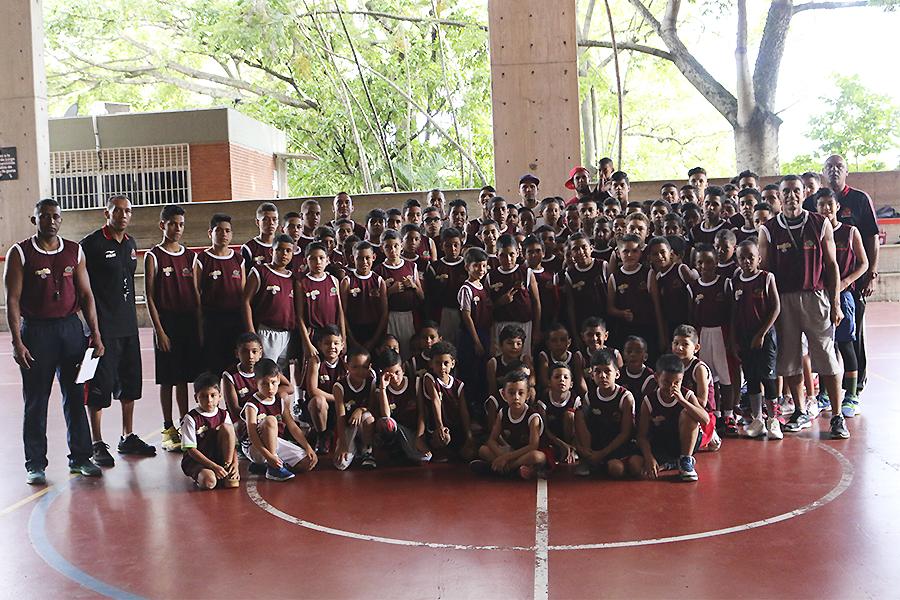 Más de 150 niños y jóvenes dijeron presente en la VIII edición del Plan Vacacional de Cocodrilos.