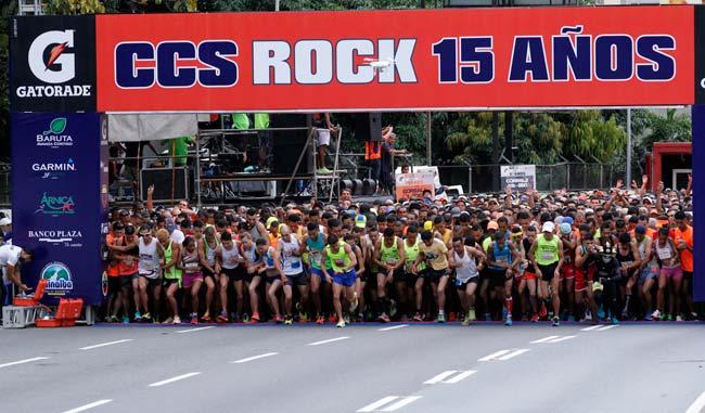 Más de 20.000 corredores participaron en la edición 15/Alberto Torres