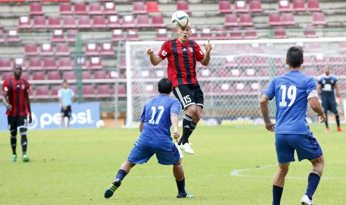 Ricardo Andreutti fue quién manejó los tiempo de juego en el Deportivo Lara | Foto AVS