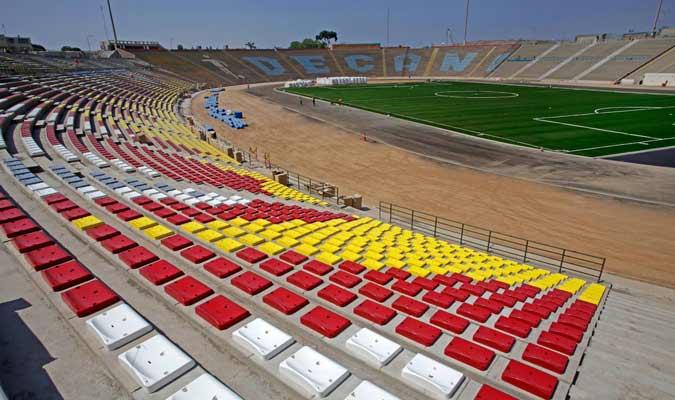 Tiene capacidad para 22.000 personas || Foto: @TuFPF