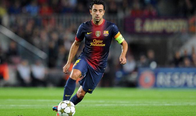 2- Xavi (Barcelona) con 130 asistencias/ Foto Cortesía