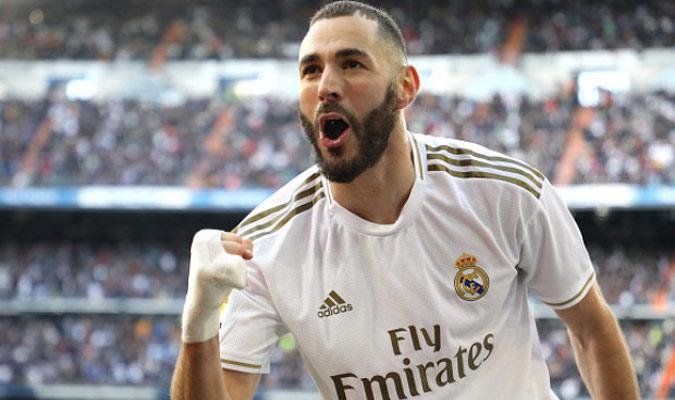 6- Benzema (Real Madrid) con 84 asistencias/ Foto Cortesía
