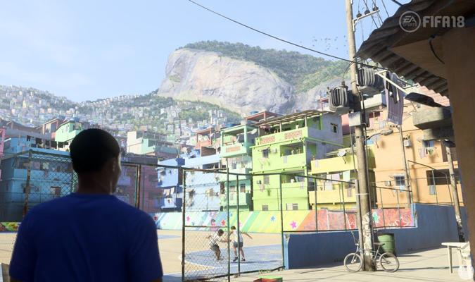 Alex Hunter irá a otras fronteras a jugar fútbol / Foto EA Sports