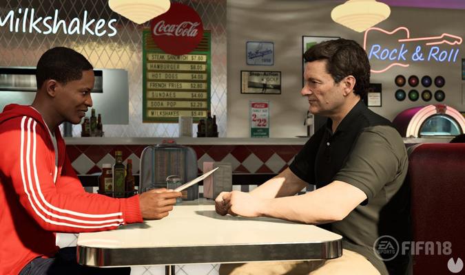El modo de juego tendrá nuevas cinemáticas / Foto EA Sports