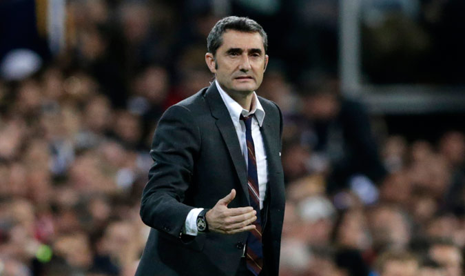 Valverde armó un gran equipo/ Foto AP