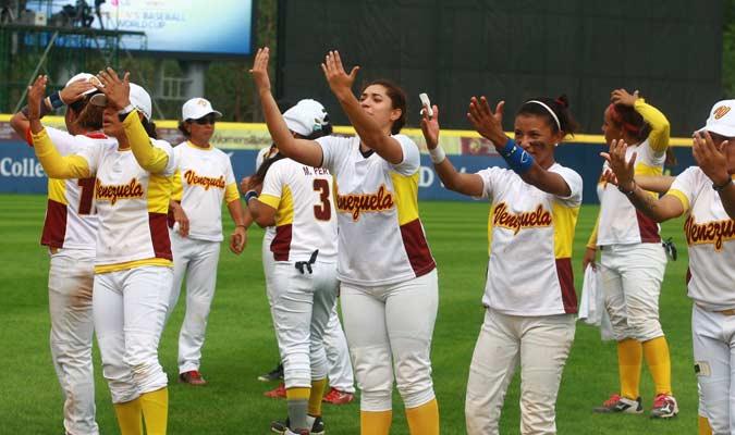 Venezuela dejó en el terreno a China Taipei