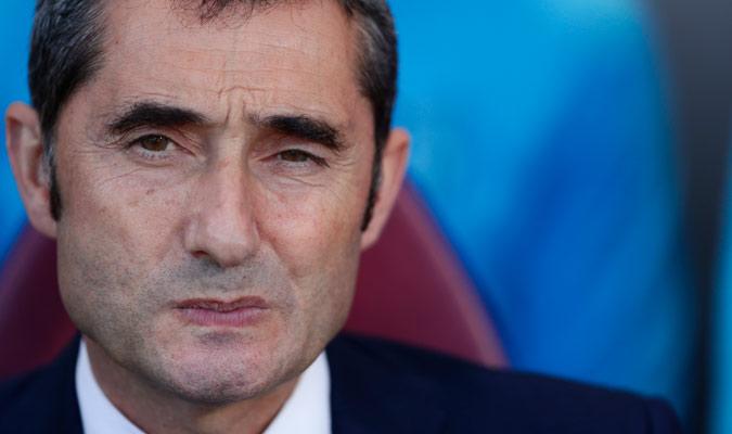 Valverde revolucionó el 11 pensando en el partido de Champions/ Foto AP