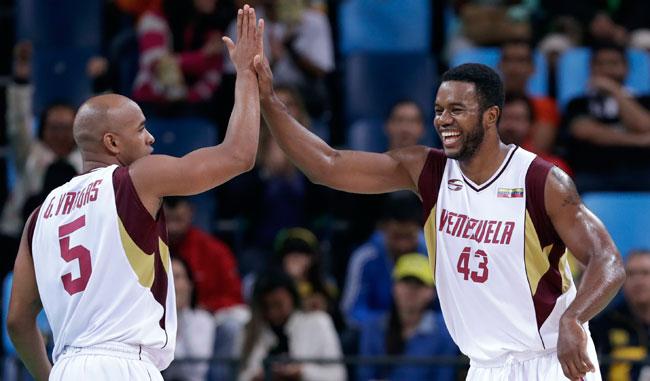 El baloncesto dejó en alto el nombre de Venezuela