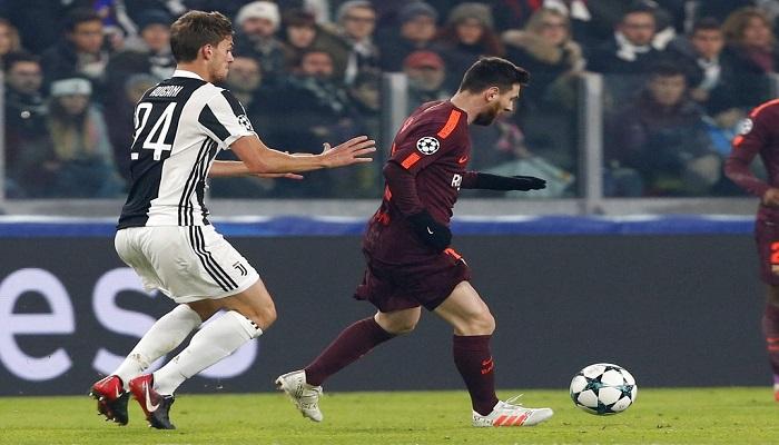 Messi entró en la segunda parte | Foto: AP