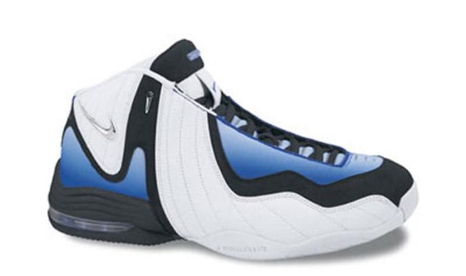En el comienzo de su carrera Kevin Garnett estuvo patrocinado por Nike