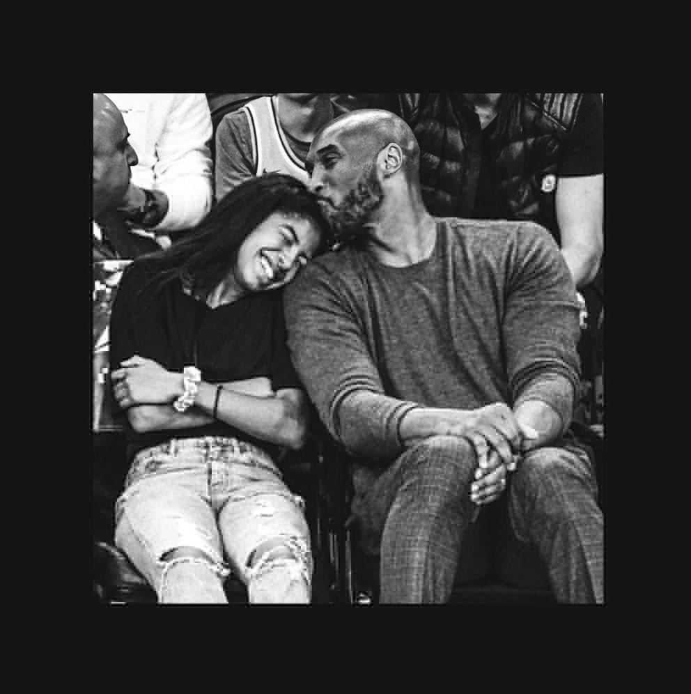 Lakers recordó su fallecimiento y el de su hija