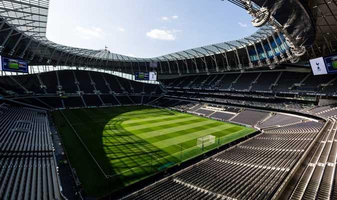 Tendrá capacidad para más de 60.000 espectadores || Foto: Twitter (@Spurs_ES)
