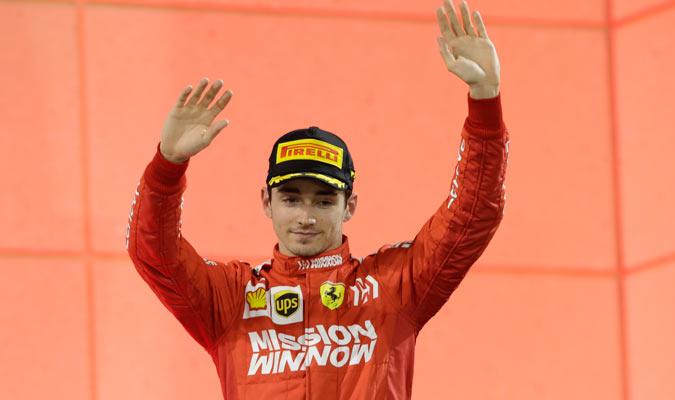 El monegasco agradeció el apoyo que tuvo durante la carrera/ Foto AP