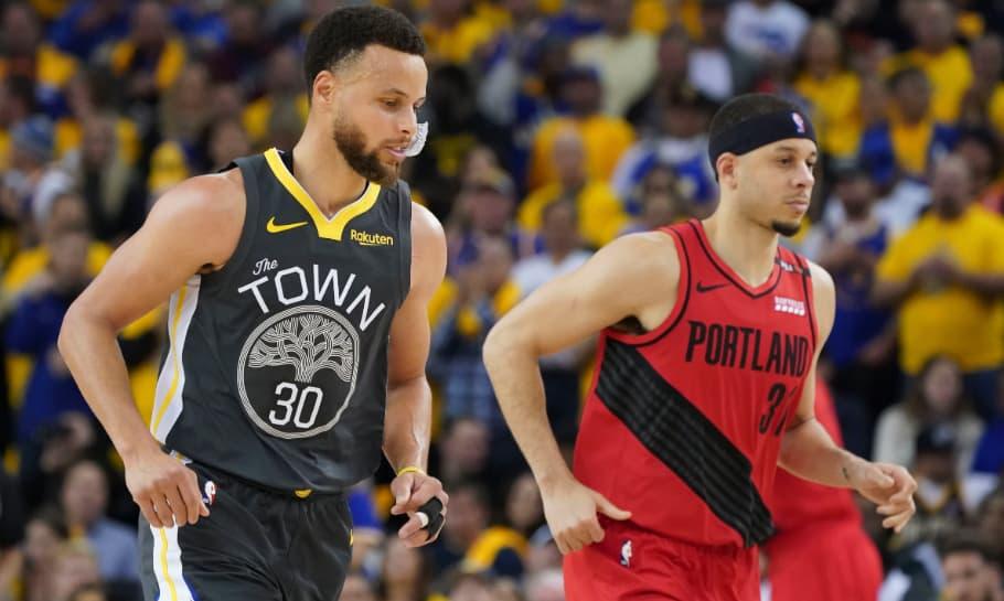 El duelo Curry
