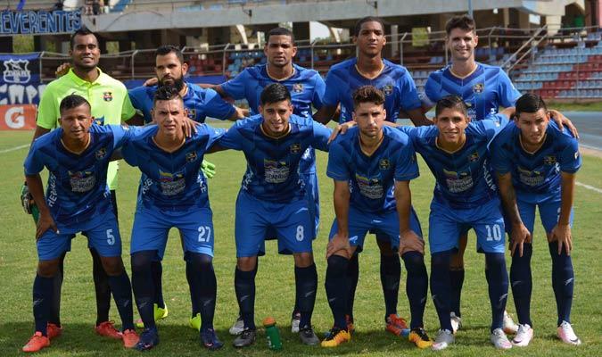 El once titular del Zulia FC ante el Deportivo Táchira | Foto Prensa Zulia FC