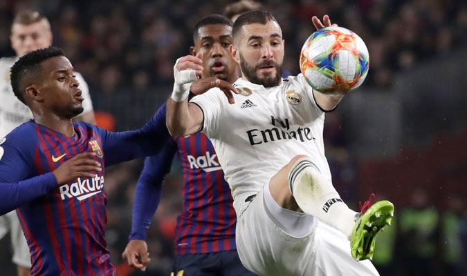 Benzema volvió a rendir a un gran nivel/ Foto AP