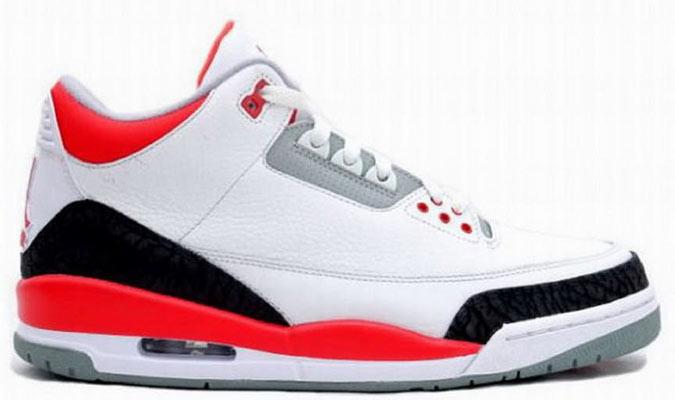 1987 Air Jordan III - Michael Jordan