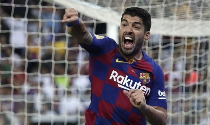 Luis Suárez estará fuera por cuatro meses debido a una lesión/ Foto Cortesía