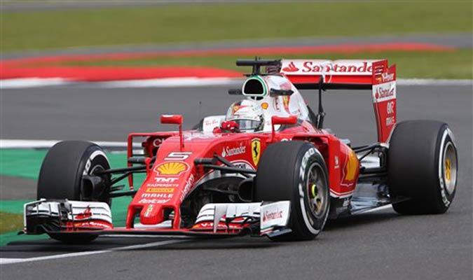 Sebastian Vettel quiere ganar su primera carrera del año / Foto AP