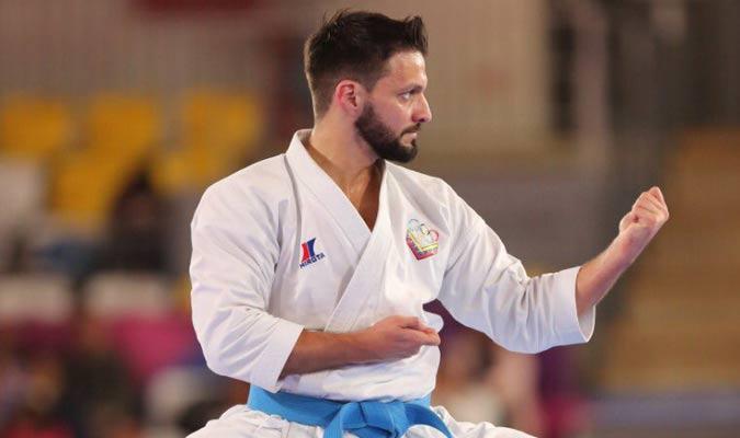 Antonio conquistó otra presea de oro para su carrera / Foto: Punto Olímpico
