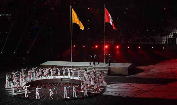 Perú mostró una gran organización / Foto: EFE