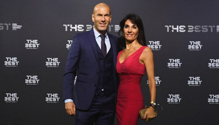 Zidane es candidato al premio para mejor entrenador /Foto FIFA