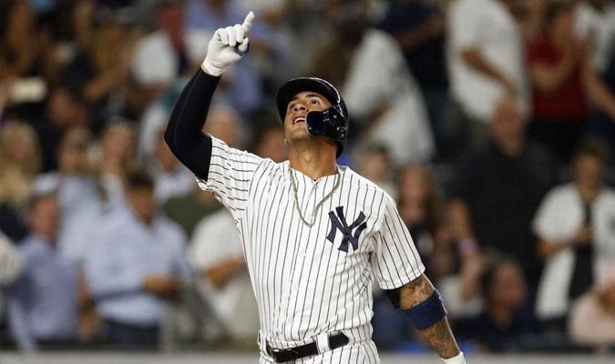 31- Gleyber Torres (Yanquis de Nueva York)/ Foto Cortesía