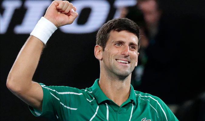 Djokovic completó una remontada épica/ Foto AP