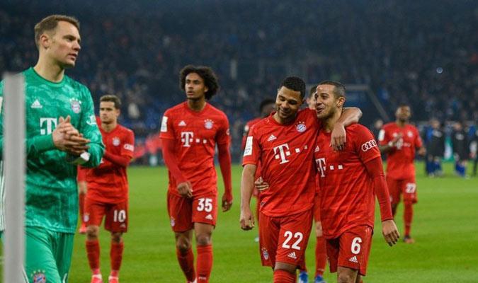 4. Bayern Múnich (2.785 millones de euros aprox.)
