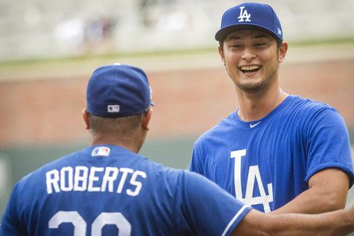 Darvish pasó a los Dodgers para fortalecer una de las mejores rotaciones /Foto AP