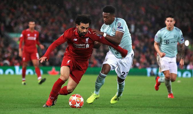 Salah no pudo marcar la diferencia/ Foto AP