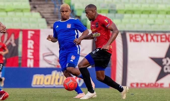Espinoza es el líder del ataque / Foto: Caracas FC