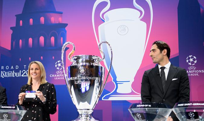 La inglesa y el turco se encargaron de sacar a cada equipo/ Foto AP