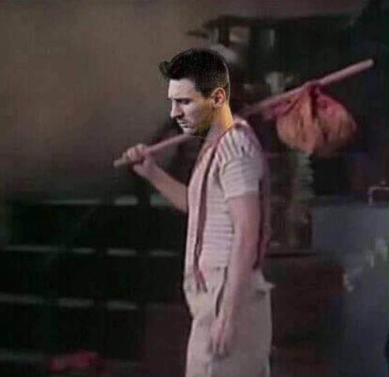 Messi se va Barcelona a preparar la pretemporada