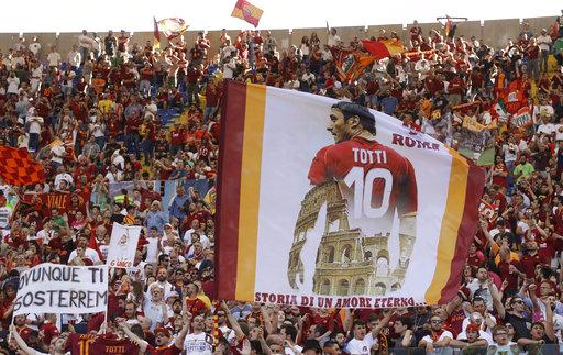 Otra pancarta  /Foto AP
