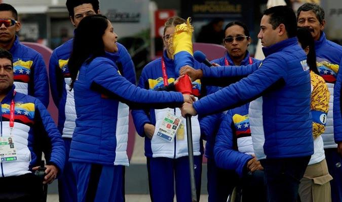 Venezuela tendrá a 95 representantes en la competición / Foto: Pedro Infante